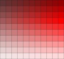 Colour Pallet Red by Sovereignce