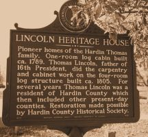 Lincoln Heritage House by ujustwannabme