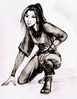 Uchiha-sketch by lucife56