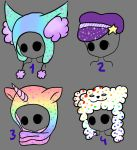 Hat Adopts -Closed- by MyuOneeChan