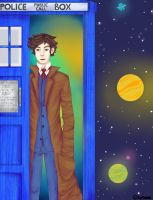 The Doctor by Kathaaa