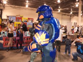 Halo 4 armor by Lisa22882