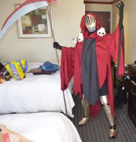 Specter Knight Cosplay by DonutTyphoon