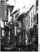Alley by Ponto