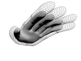 DVTG - 3DMAX - HAND by ThaSprout