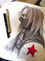 The Winter Soldier by Ismarus