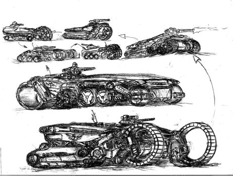 APC concepts by fish333