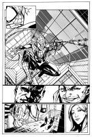Spiderman pag. 1/4 by jackegiacomo