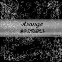Strangebrushes Gimp by BlaclyStuff