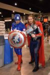 Captain America and Thor Cosplay by jronk13