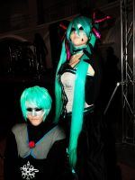 Mikuo  synchronicity cosplay by clampguy