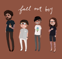 Fall Out Boy by punchygirl