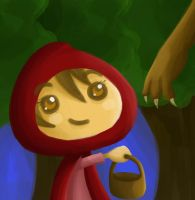 """Little""""silly""""RedRidingHood by Norm27"""