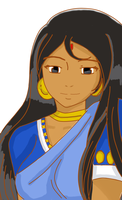 India by Nuri-ko-tan