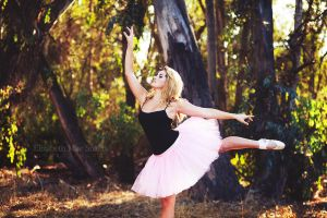 Ballet by TechnicolorDreams4