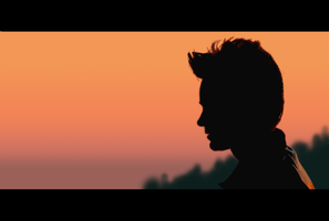 Sunset Jared by Xaizently