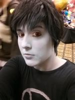 Karkat Vantas - Close up by zombie-tea-party