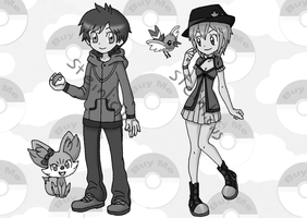 Pokemon Trainers [CLOSED] by Steinlicius