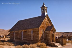 The Bodie Methodest Church 2 by Mac-Wiz