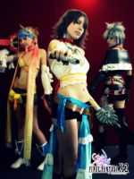 Final Fantasy X-2 by MWRobin