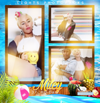 Photopack Miley Cyrus by HeartBreaker10