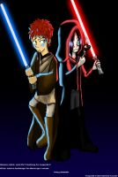 Simon the Happy Sith Lord by Hapo57