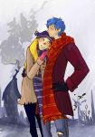 Ted and Victoire by LaraLawriette