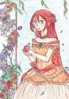 Akagami no Shirayuki hime by MidnightlityDreams