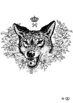 Wolf Crown by e1-since1987