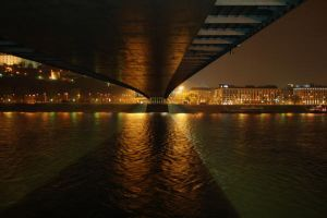 Under the bridge by Keeleykiwi