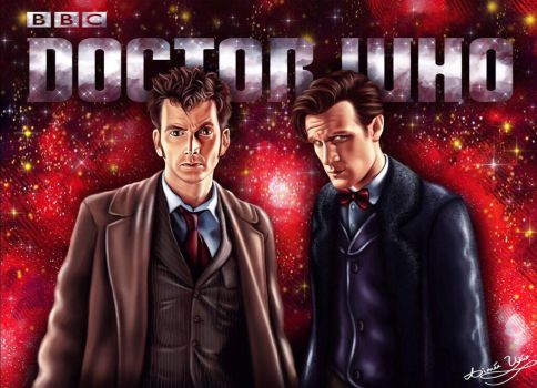 His Name is The Doctor  by AimeeEUart