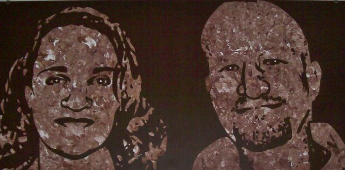 Family Series in Brown - Mom and Dad by hostile-ladybug