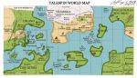 TaleSpin World Map by Jeffrey-Scott