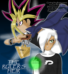 The Ruler's Heir cover by DivineSpiritual