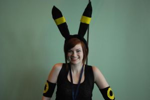 Pokemon Umbreon Cosplay - PAX East 2011 by LadySnip3r