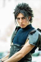 Zack Fair Cosplay by DarthRey