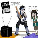 Rockin' Out by ToonTwins