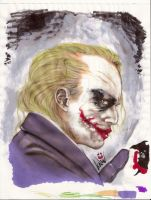TDK Joker color direct scan by ayelid