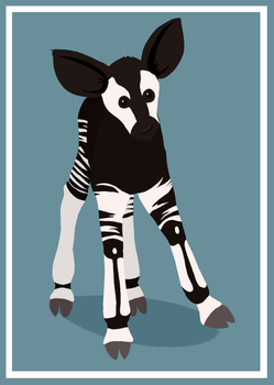 Okapi by gothic180