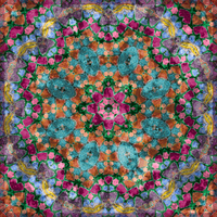 Kaleidoscopic Obsessions 23 by Leichenengel