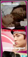 TAEMIN - AH. HOW COULD YOU? by babypurpley