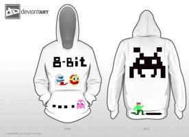 8-Bit World by Late-Night-Cannibals