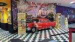 1950s car at Incredible Pizza by Genbe89