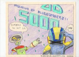 5000 pageviews by BlueBomber21