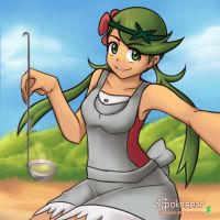 Here's today's Mallow Special! by ipokegear