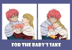 For The Sake Of The Baby [addition] by UmihoshiAnze