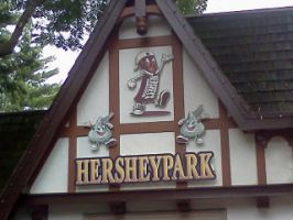 Hershey Park -  Inside the Park 1 by Spooneh21
