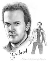 JIB5 ArtProject: Gabriel by Sillie