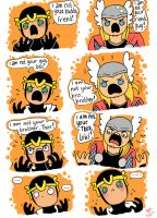 Bloobloo Odinsons Bloobloo by Sassgardian