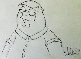PETER GRIFFIN by TheIransonic